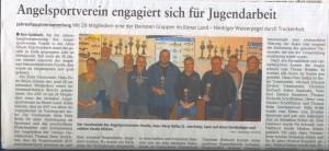 2016-02-29 Beitrag Zeitung JHV 2016